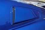 Mustang Window Scoops