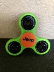 Jeep Fidget Spinner