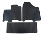 2011-2012 Sienna All-Weather Floor Mats (6 Piece Set)