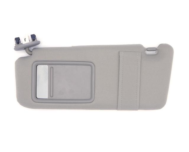 2007-2011 Camry Sun Visor - Left (Gray; w/ Sunroof; U.S.-Built Camry)