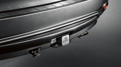2014-2019 Highlander Tow Hitch Receiver - With Hitch Cover