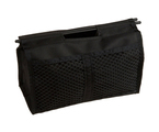 Front Center Console Removable Tote - Black
