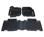 2013-2018 RAV4 All-Weather Floor Liners - Tub Style (3 Pieces)