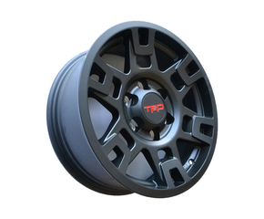 TRD 17-In Matte Black Alloy Wheel