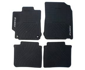 2012-2014 Camry All-Weather Floor Mats (4 Piece Set)
