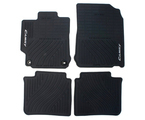 2012-2014 Camry / Camry Hybrid All-Weather Floor Mats - Front and Rear (4 Piece Set)