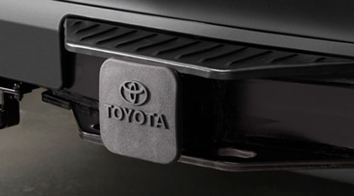 2014-2018 Highlander Tow Hitch Receiver - With Hitch Cover