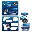 Ford Logo Magnet Set