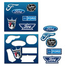 Ford Logo Magnet Set