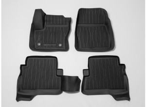 Floor Liners, Tray Style, 4pc