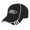 Black and White Ford Cap