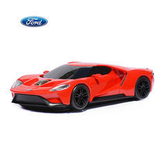 Ford GT 2017 Sports Car Wireless Computer Mouse Red
