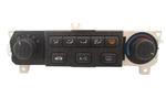 1998 Honda ACCORD COUPE LX CONTROL ASSY., HEATER *NH167L* (GRAPHITE BLACK) - (79600S84A01ZA)