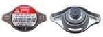 1999 Honda ACCORD SEDAN EXV6 CAP, RADIATOR (DENSO) - (19045PAAA01)