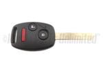 Key, Immobilizer & Transmitter(Blank)