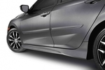 BODY SIDE MOLDING *NH797M* (MODERN STEEL METALLIC)