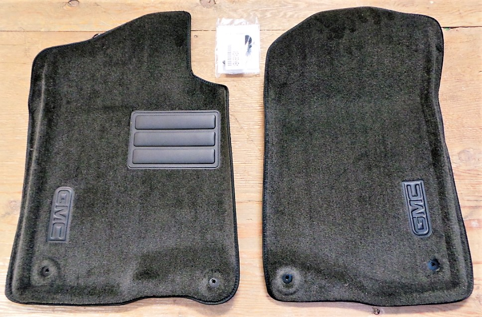 Floor Mats, Carpet, Front