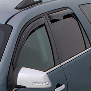 Air Deflector, Side Windows