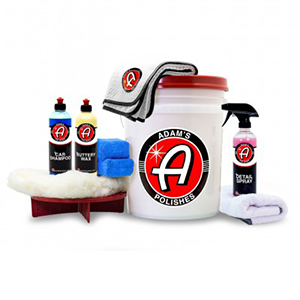 Wash & Wax Cleaning Kit