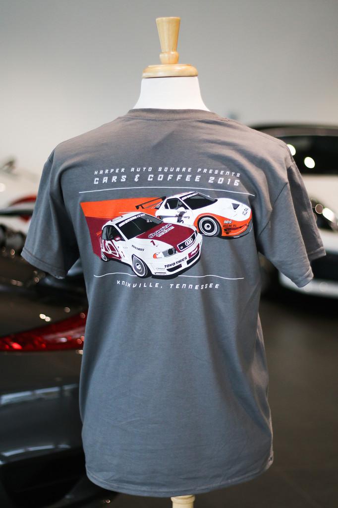 Harper Cars & Coffee T-Shirt