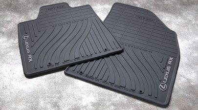 Floor Mats, All Weather - Lexus (PT908-48102-02) | MyLexusParts