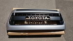 Genuine Toyota Pro Grille with Hood Bulge (Years 2014, 2015, 2016, 2017)