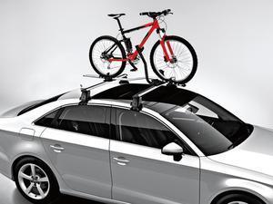 Aluminum Bike Rack