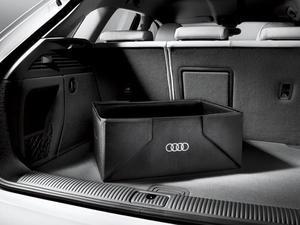 Interior Cargo Box - Black