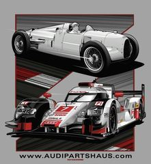 AUDI EVOLUTION T-SHIRT