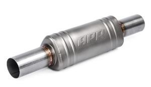 APR FRONT MUFFLER - MK7 GTI - PRE-FACELIFT