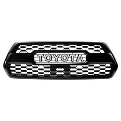 2016 2017 Toyota Tacoma TRD PRO Grille Insert