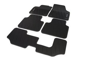 2018-19 Volkswagen Atlas All Season Bench Seats Monster Floor Mats OEM