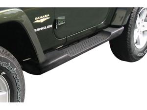 2017 Jeep Wrangler OEM 2-Door Side Step Kit | Mopar 82210565AD