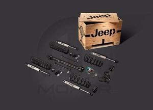 2012-2016 Jeep Wrangler 4-Door 2 Inch Lift Kit FOX Racing Shox (Comes with Free Floor Mats)