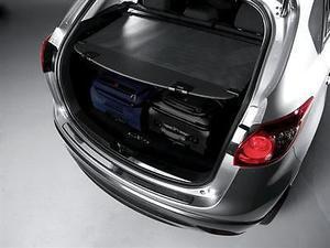 2017 Mazda CX-5 Retractable Cargo Cover