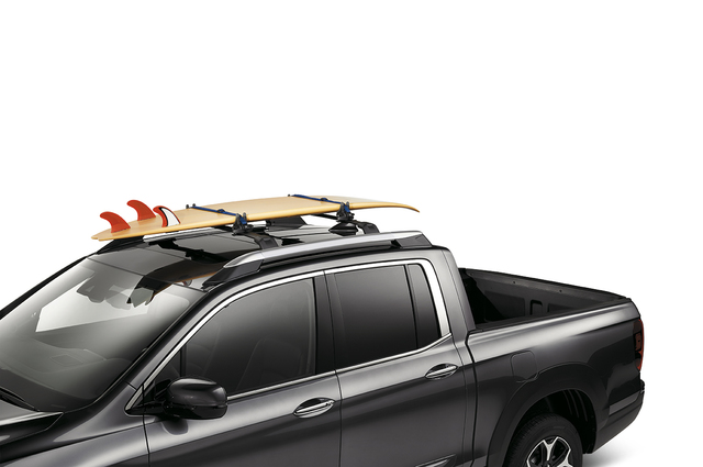 Roof Surfboard Attachment