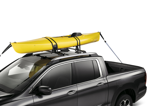 Attachment, Kayak