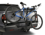 """Bike Attachment, Hitch Mounted -  Fits """"CLASS III"""" trailer hitch with 2"""" I.D. square receiver"""