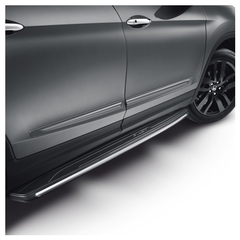 Running Boards, Chrome