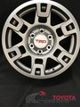 TRD 17-IN. MATTE GRAY ALLOY WHEEL
