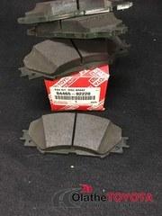 OEMBrake Pads - Toyota (04465-02220)