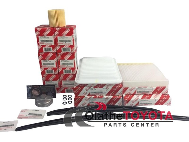 DIY Maintenance Kit for 2015-16 Sienna with 3.5L engine