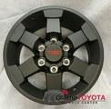 Trd Wheel - Matte Black