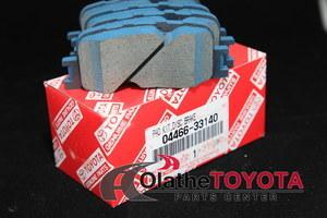 OEMBrake Pads - Toyota (04466-33140)
