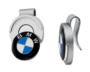 BMW Golf Ball Marker Cap Clip