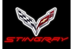 Stingray Neon C7 Sign