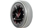 "Stingray 20"" C7 Neon Clock"