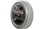 """Corvette 20"""" C7 Neon Clock"""